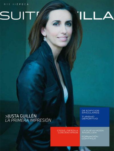 Justa Guillén: la primera impresión | Suite Sevilla | mar 2009