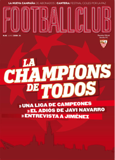 La Champions de todos | Football Club | jun 2009