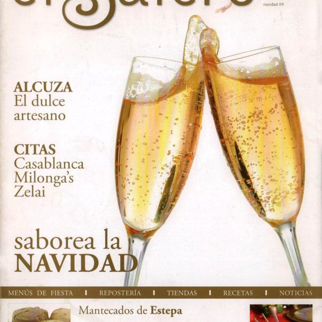 Saborea la Navidad | El Salero | dic 2009