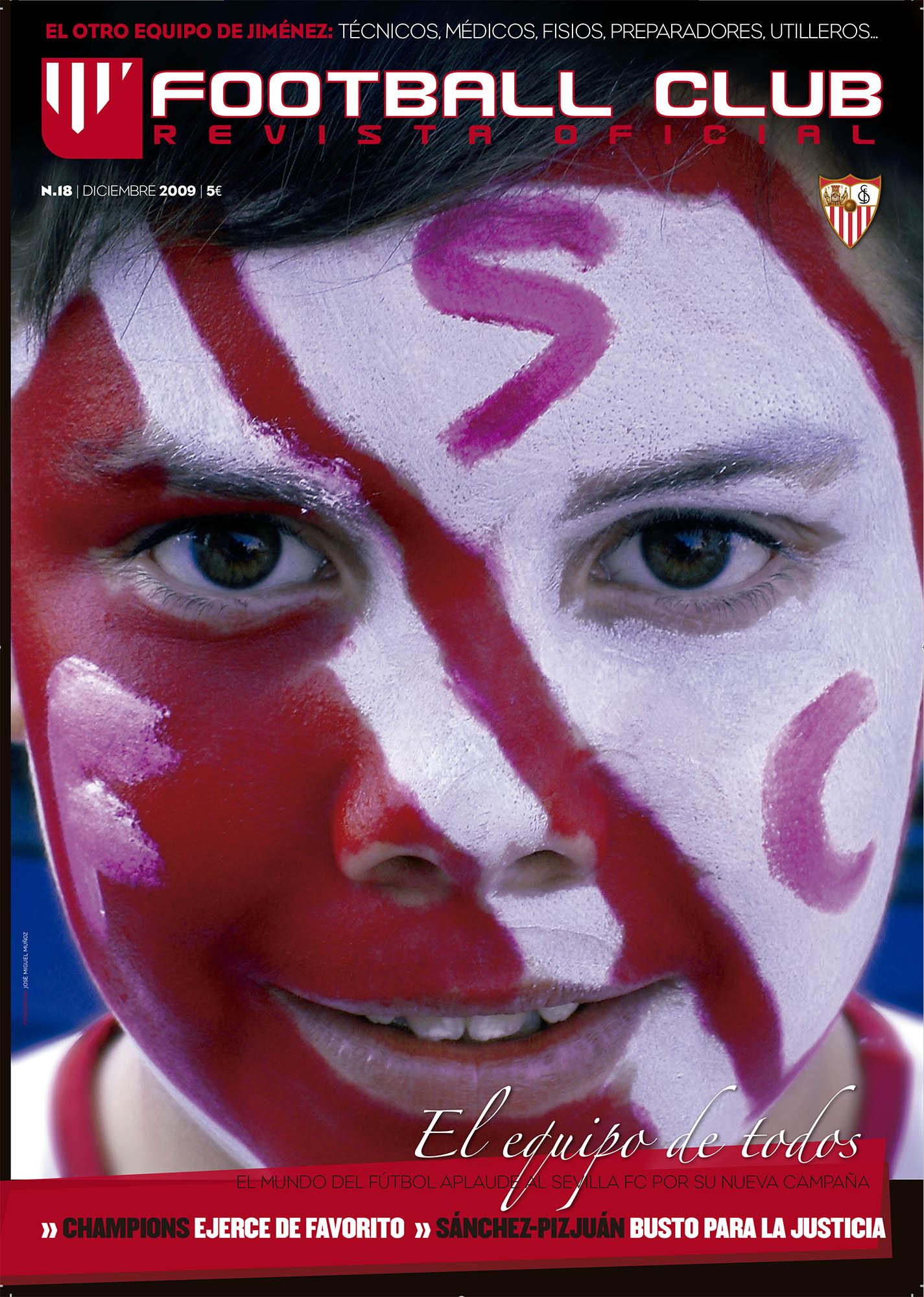El equipo de todos | Football Club | dic 2009
