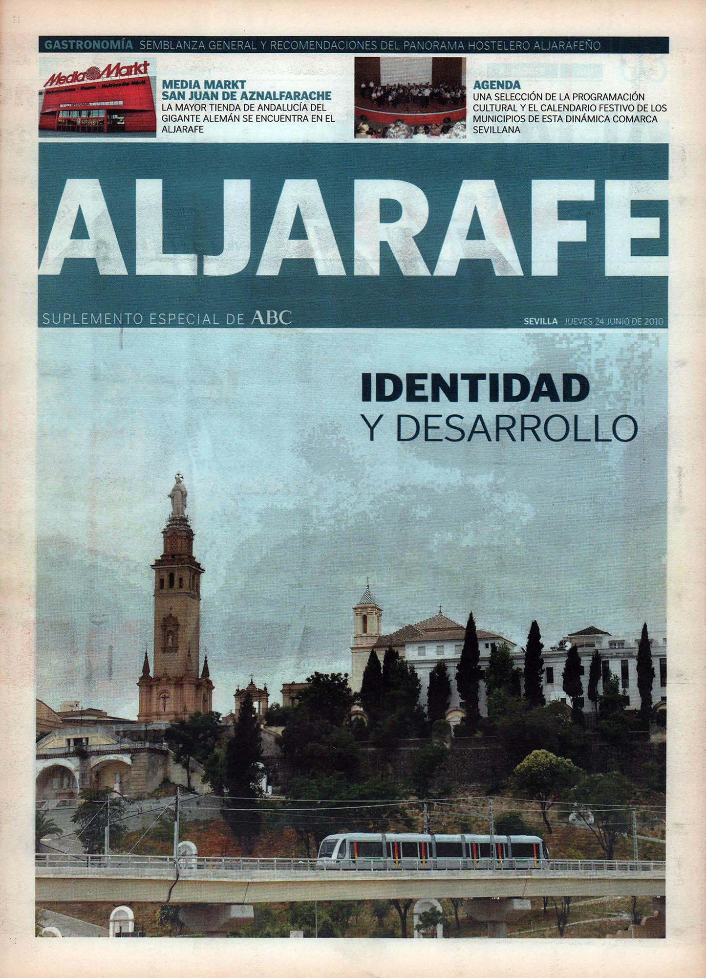 Aljarafe | Suplemento especial – ABC de Sevilla | 24 jun 2010