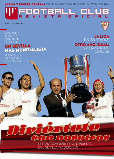 Diviértete con nosotros | Football Club | jun 2010