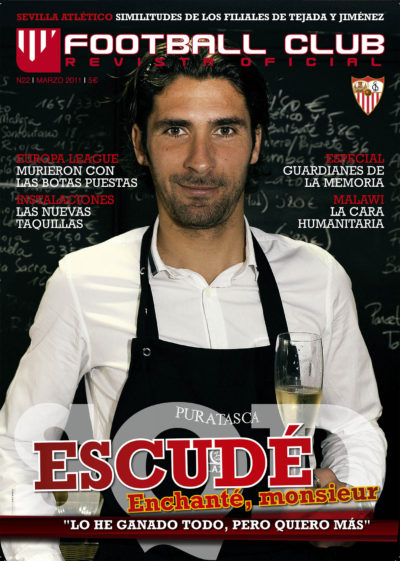 Julen Escudé: enchanté, monsieur | Football Club | mar 2011