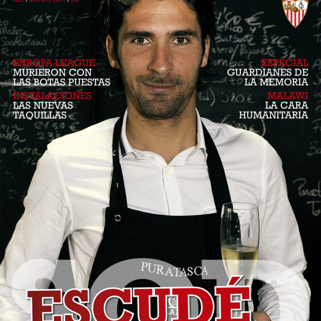 Julen Escudé: enchanté, monsieur | Football Club | mar 2011
