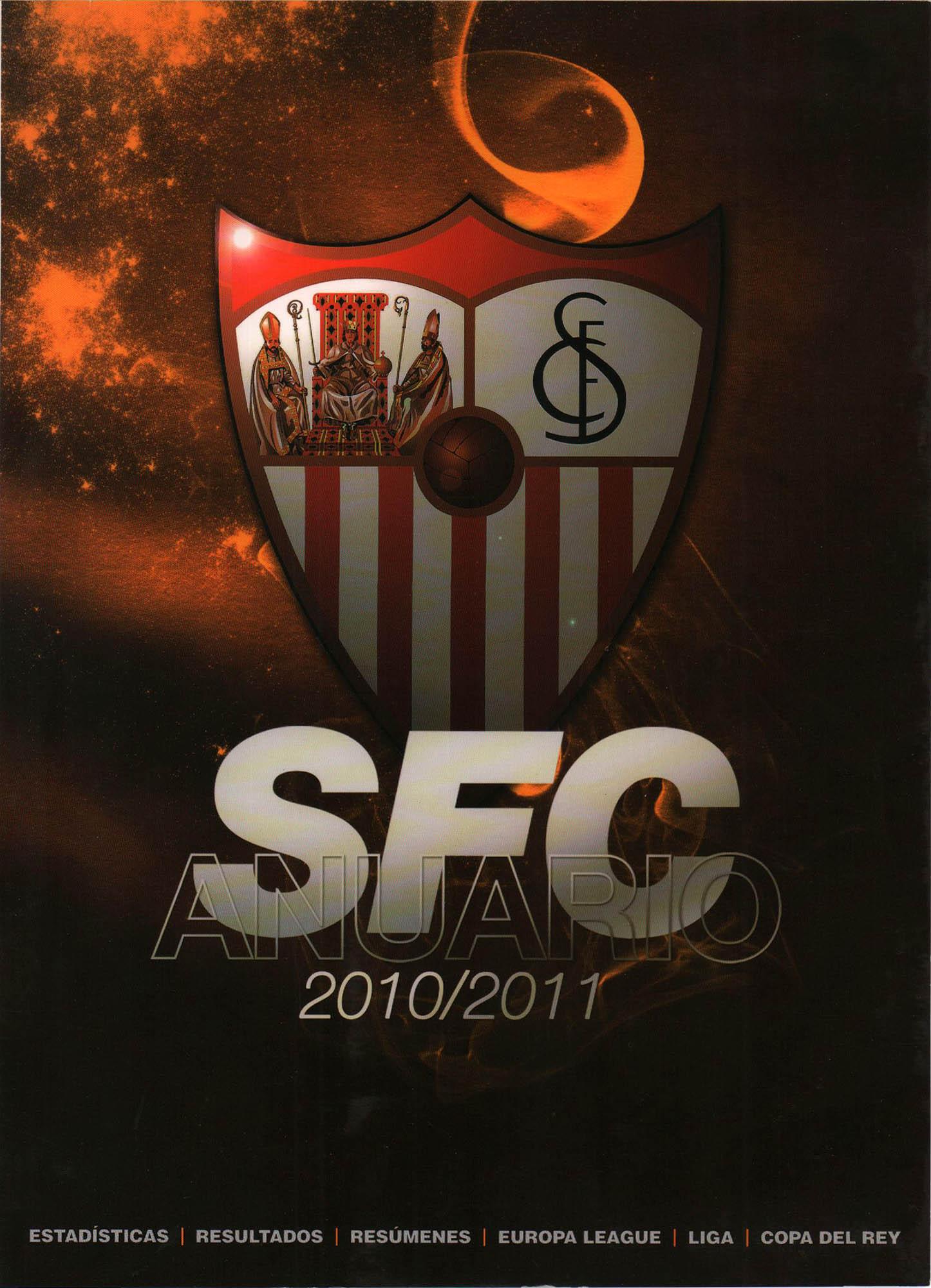 Anuario Sevilla FC 2010-2011 | jun 2011