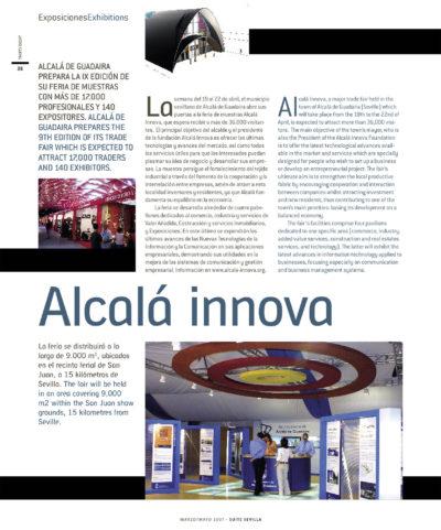 Alcalá innova | Suite Sevilla | mar 2007