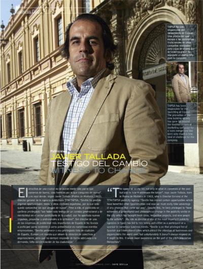 Javier Tallada – Tapsa | Suite Sevilla | sep 2007