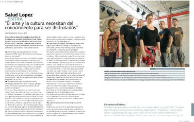 Salud López – Entra, Creaciones y Reparaciones Artísticas | Suite Sevilla | jun 2009
