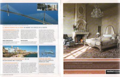 Actualidad – El nuevo puente de la Pepa   Villanueva Golf Magazine   may 2009