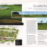 Villanueva Golf Resort - La niña bonita | Villanueva Golf Magazine | may 2009